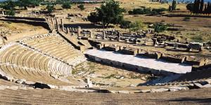 Bergama Theatre