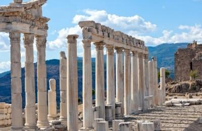 Bergama Temple of Trajan