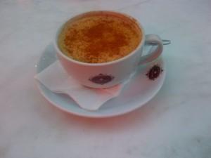 Turkish drink sahlep