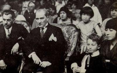 Ataturk 23 April 1929