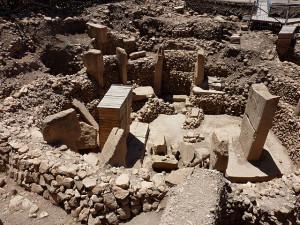 Gobeklitepe excavation site