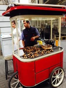 chestnut kebab
