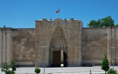 Silk Road Caravanserais- Sultanhani Caravanserai Turkey